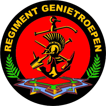 logo of Regiment Genietroepen - Dutch Ministry of Defence